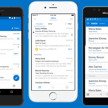 outlook app