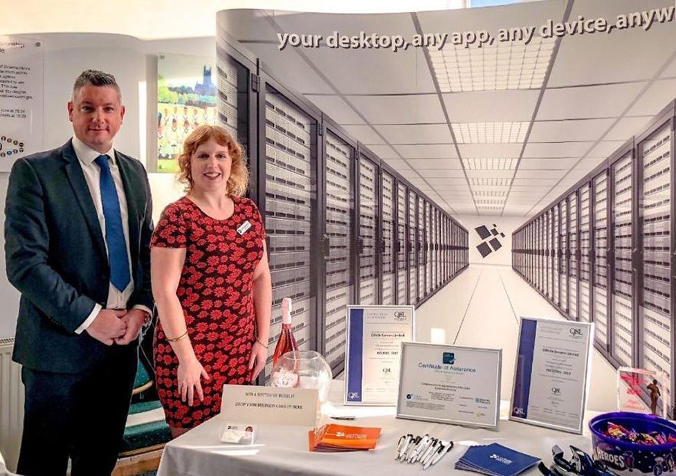 Simon and Claire Networking