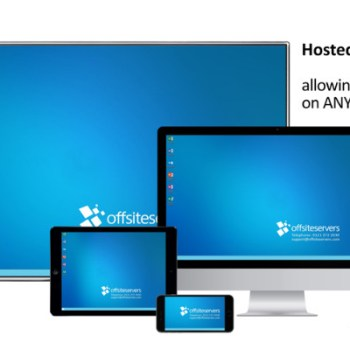 hosted windows desktop
