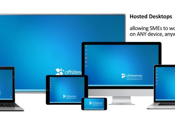 hosted windows desktop