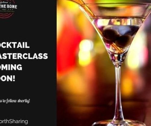 otb Cocktail Masterclass