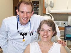 Miriam and Dr. Matt Gietzen