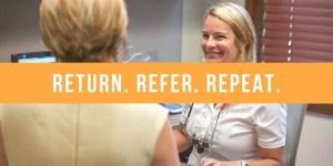 return. refer. repeat.