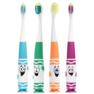 Healthy Dental Habits for Kids Start with the Toothbrush