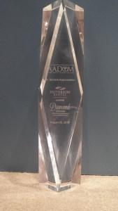 Diamond Sponsor Award