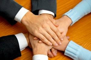 Get a referral team