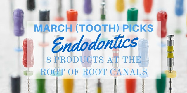 8 products at the root of root canals
