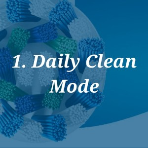 daily clean mode