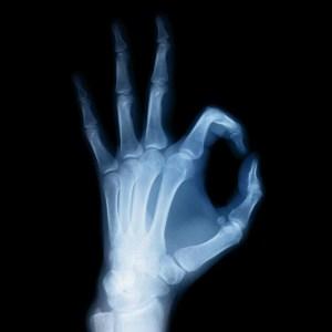 x-ray a-okay hand