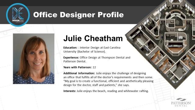 Office Designer Julie Cheatham