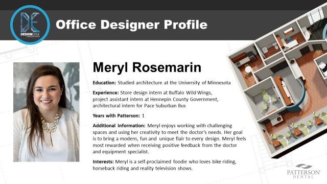 Office Designer Meryl Rosemarin