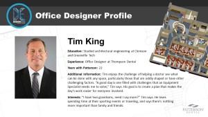 Office Designer Tim King