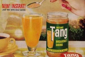 vintage tang ad