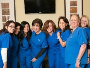 dental hygiene team
