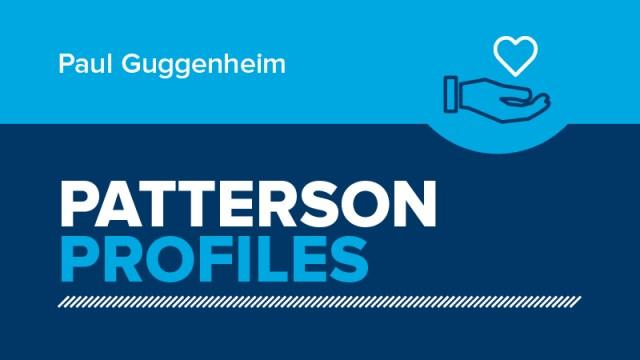 patterson profiles paul guggenheim