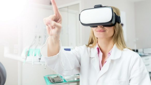 how virtual reality helps dental patients