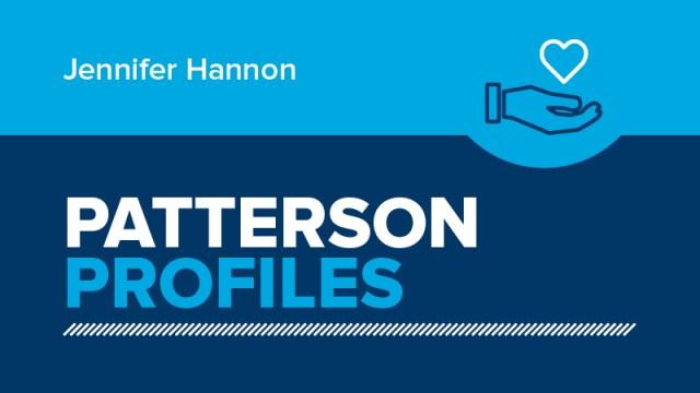 Patterson Profiles Jennifer Hannon on AADOM
