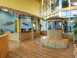 dentistry for kids surf themed welcome