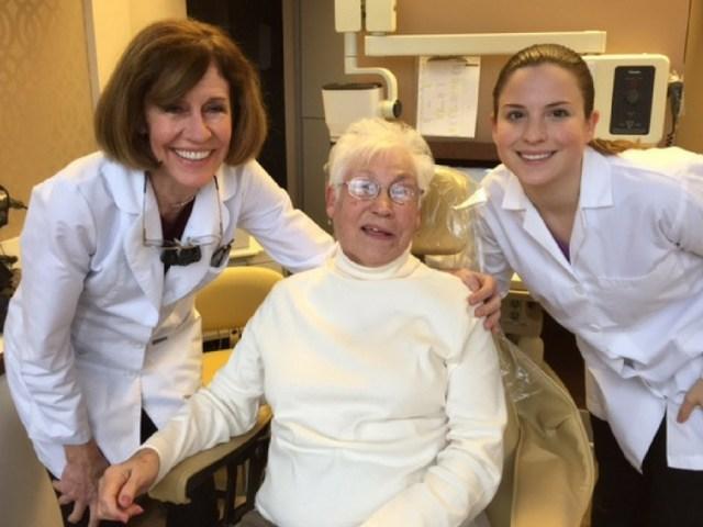 volunteer with dental lifeline network