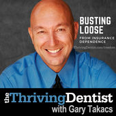 the thriving dentist podcast thumbnail