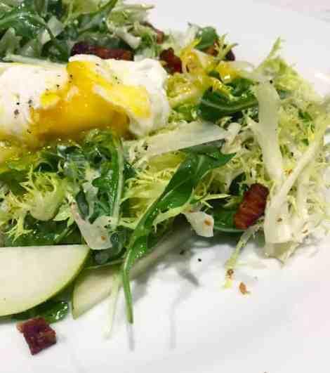 salad evoke