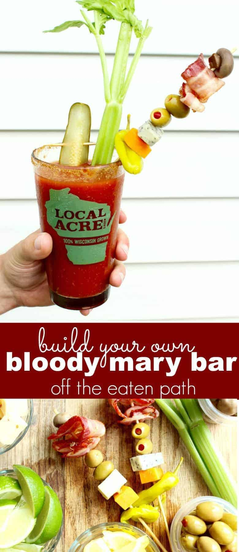 build your own bloody mary bar pin