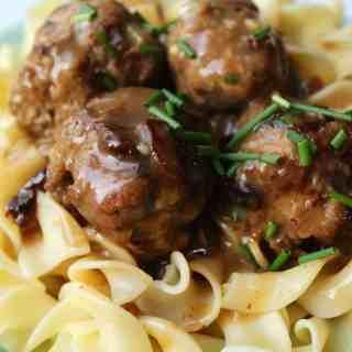 may williams' swedish meatballs