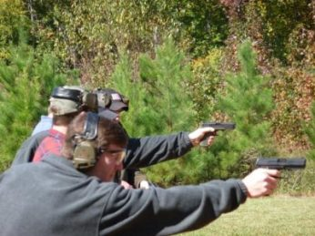 concealed carry drill