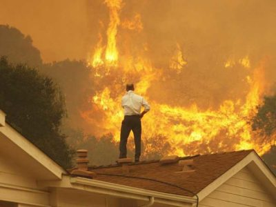 15 Ways To Protect Your Off-Grid Home From Wildfires
