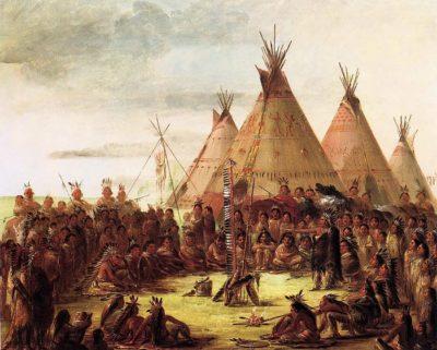 Survival Gardening -- The Native-American Way