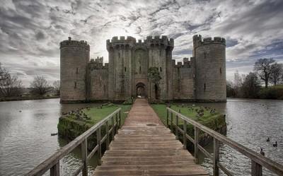 home defense castle