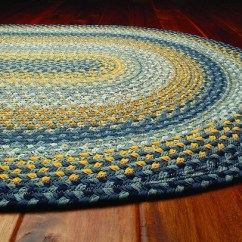 Braided Kitchen Rugs Restoration Hardware Table How To Make A Beginner's Rug From Old, Warn-out ...