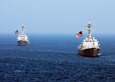 The China-US Naval Showdown: 6 Reasons You Should Be Worried About War
