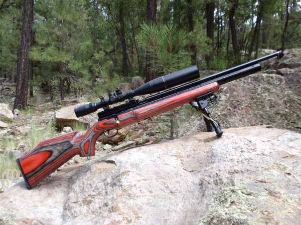 The SuperQuiet Survival Rifle That Will Always Keep You