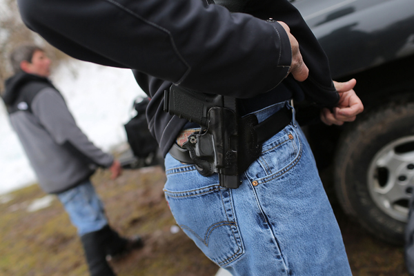 The 10 Very Best Guns For Concealed Carry