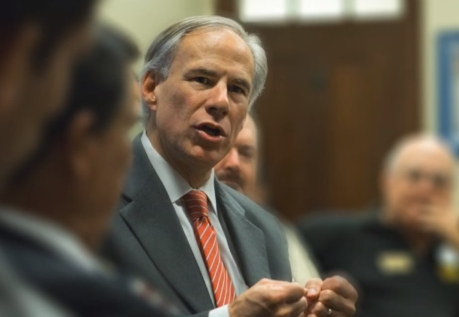 Texas Governor: Amend Constitution To Limit Federal Government