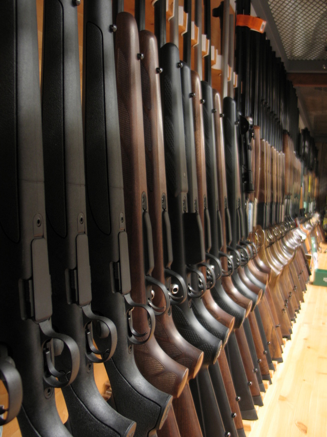 Controversial New Law Allows Gun Confiscation -- Without Any Notice