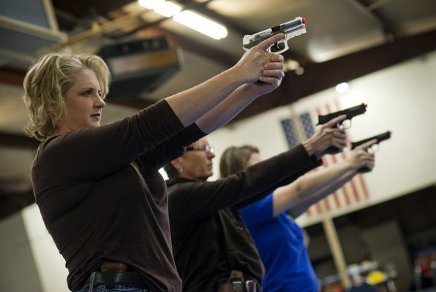 The Woman's Jargon-Free Guide To Buying Your First Gun
