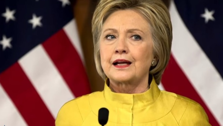 Hillary Clinton Declares War On Guns (And Here's The 3 Things She Wants To Do)