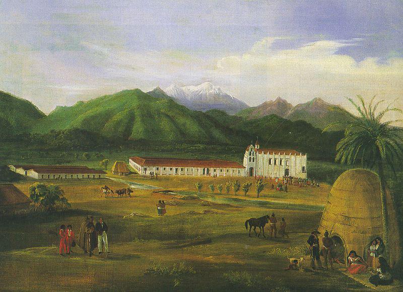 San Americans Gabriel Native