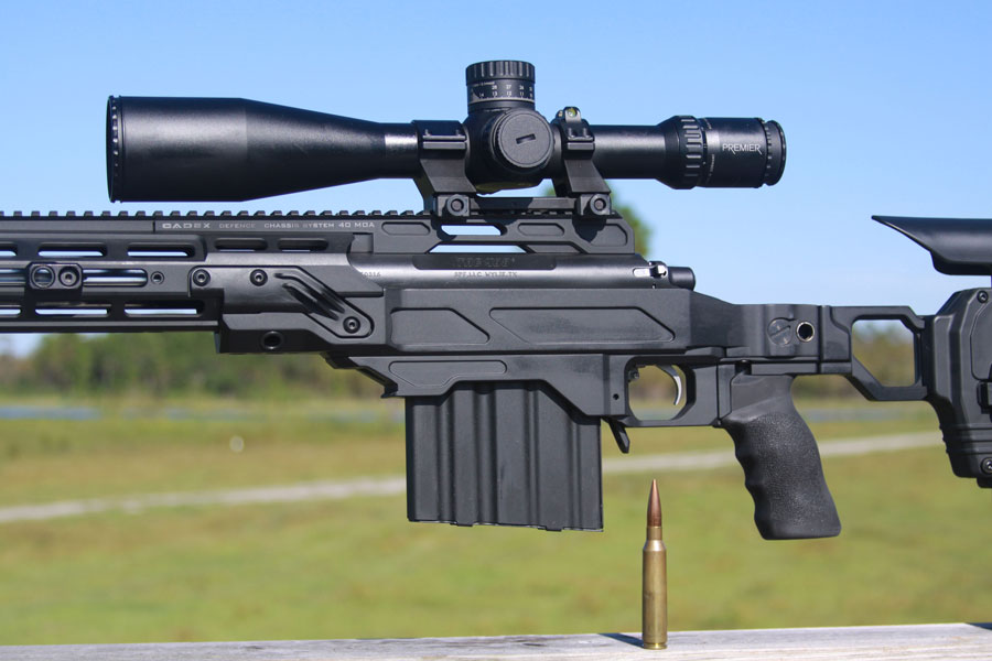 4 Stunning Long-Range Rifles That Will Shoot Past 1,000 Yards