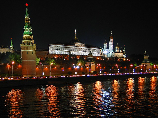 The Kremlin. Image source: Pixabay.com