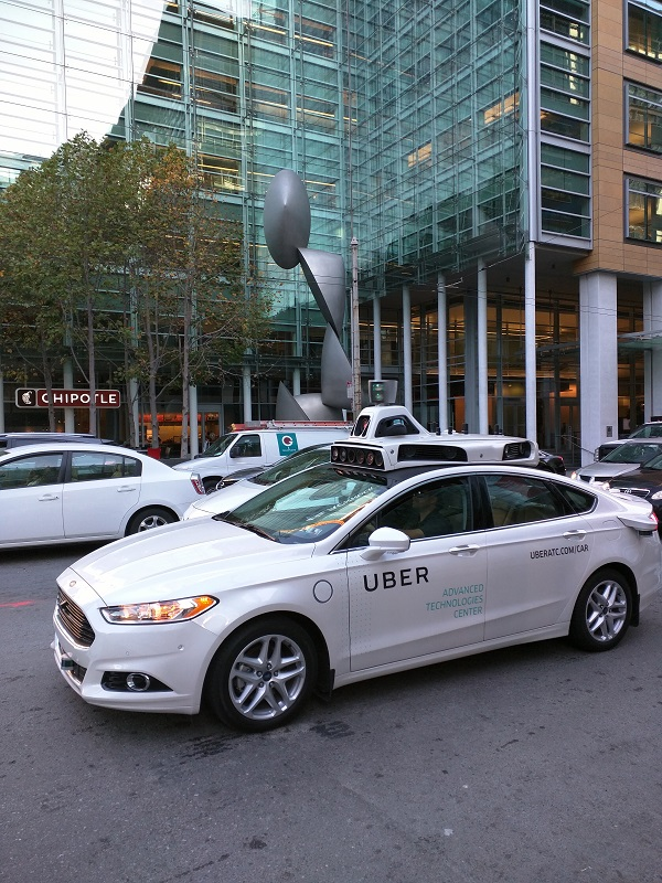 Self-Driving Cars Already Are Deciding Who Lives & Dies - Off The Grid News