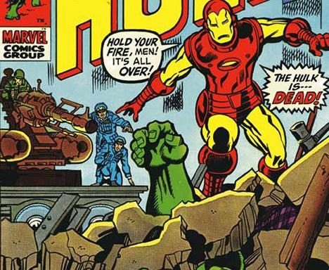 The Incredible Hulk #131 cover