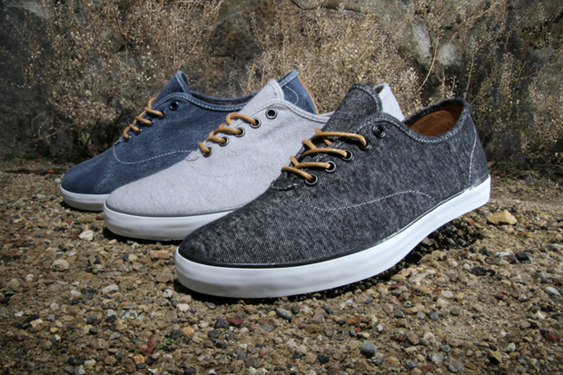 dc84bcfe2e Vans OTW brings to you the Woessner Denim Pack. The OTW line s most popular  shoe