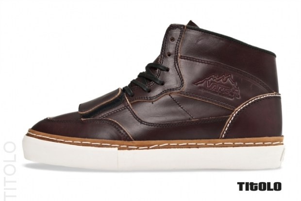 8ce356267f This is the first good look we get at the newly released Horween collection  from Vans Vault. The initial video for the collection gave us a few quick  ...