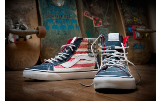 9255f0320f Maryland flag shoes
