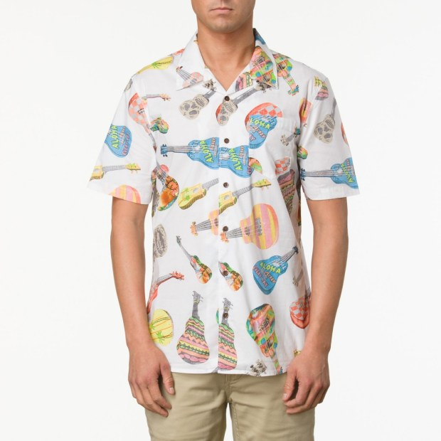 Vans-Apparel_Casual-Friday-Aloha-Shirt_White-Ukuleles_Spring-2013