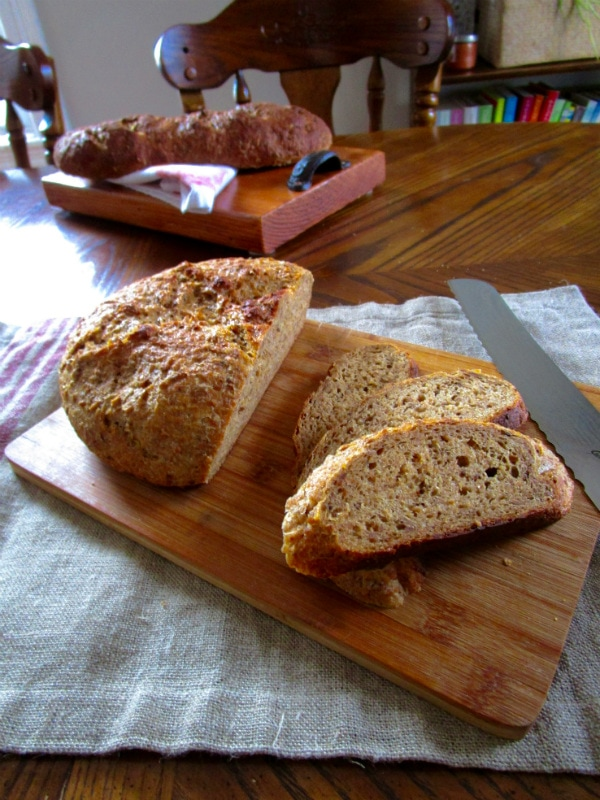 Brewer's Bread