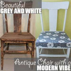 Antique Painted Furniture by Of Houses and Trees
